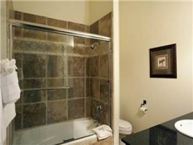 Bathroom with Tub & Shower Combo