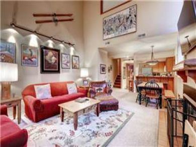 Walk to Lift Vacation Townhome in Canyons Resort, Park City, Utah