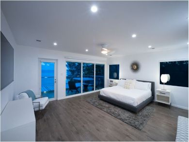 Second Master Suite with Ocean View