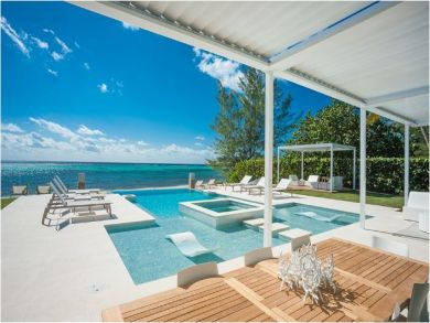 Bodden Town, Grand Cayman, Cayman Islands Rental Home on Beach