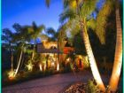 Siesta Key Rental - Exterior View at Night