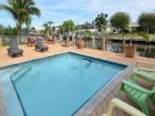 Great canal front pool home close to Anna Maria