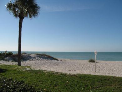 Gulf Front Vacation Condo in Longboat Key, Florida