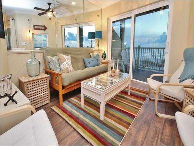Gulf Front Rental in Treasure Island, Florida