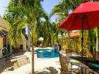 Rent 1 Villa or Both Villas on Siesta Key Combined Sleeps 12