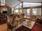 Creek & Mountain View Rental Condo in Vail, Colorado