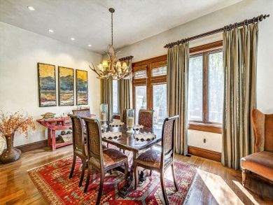 Four Bedroom Ski in Ski Out Luxury Villa in Beaver Creek