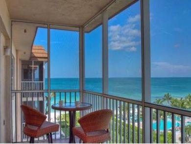 Lido key 1 Bedroom Condo Sleeps 4 Gulf Views Pool