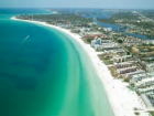 Three Bedroom Vacation Home Siesta Key Florida Pool on Water