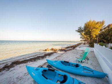 One of the Best Beach Vacation Rentals On Anna Maria Island