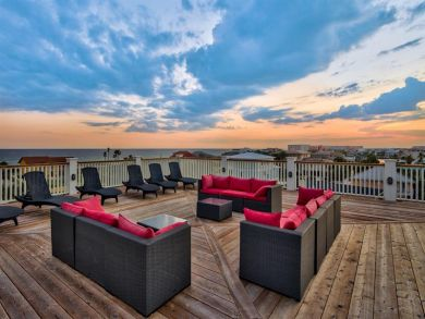 Comfy Outdoor Furniture