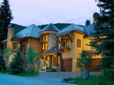 External View of Beaver Creek Rental