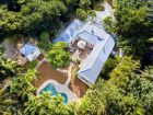 Aerial View of Captiva Vacation Rental