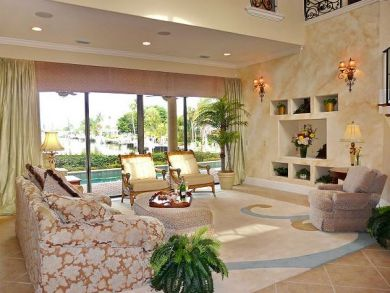 Four Bedrooms Luxury Marco Vacation Residence Waterfront