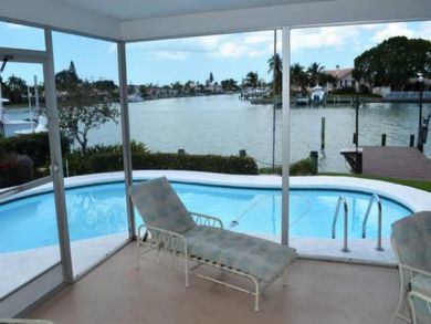 4 bedroom home with pool on the water at Isle of Palms