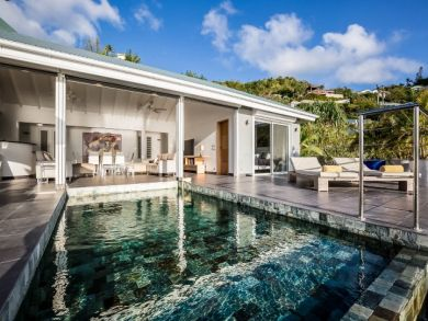 Pool, Showers, Outdoor Furniture