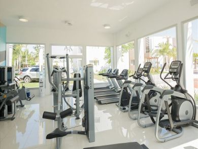 excercise facilities