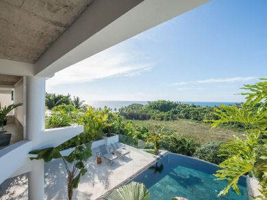 Los Terranos Luxury Vacation Villa in Dominican Republi View