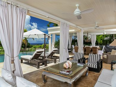 Barbados Vacation Villa Luxury Top Villa