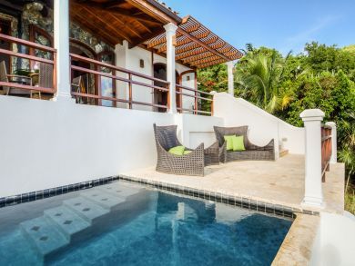 Luxury 2 Bedroom Vacation Rental on the British Virgin Islands