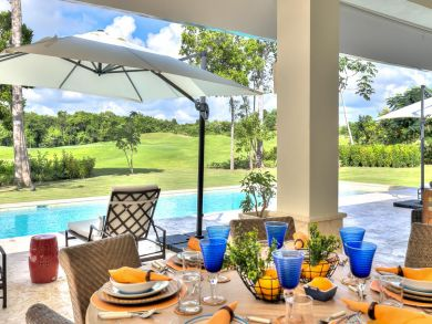Golf Course View  Close to the Beaches Best Villa