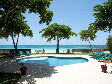 Ocho Rios Caribbean Villa Beachfront