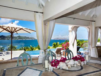 St. Barts Home 897849