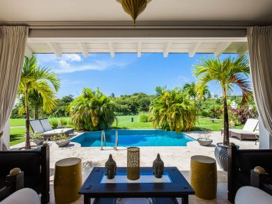 Magnificent Three Bedroom Barbados Accommodation with Pool