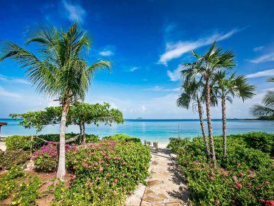 Luxury Five Bedroom Villa on the British Virgin Islands