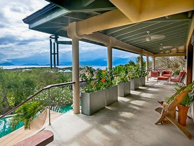 Two Bedroom Vacation Rental on the British Virgin Islands