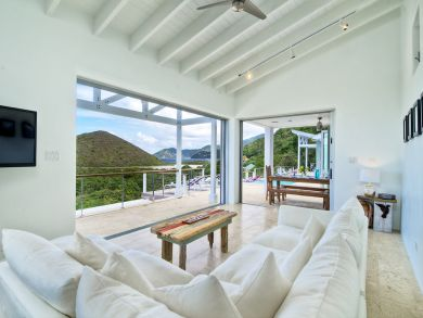 Four Bedroom Family Rental on the BVI with Private Pool