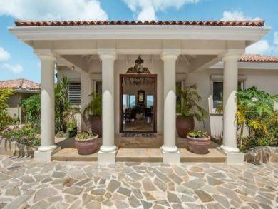 Saint Maarten Vacation Home Sleeps Twelve Guests!
