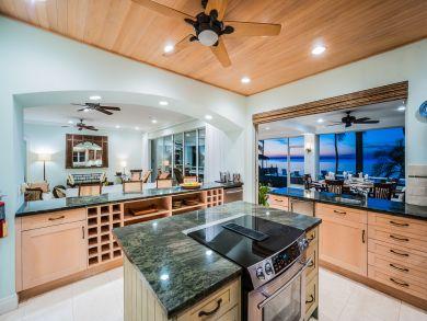 Luxury Villa At Rum Point