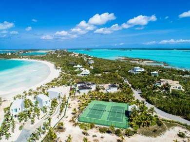 One Bedroom Luxury Villa on Providenciales