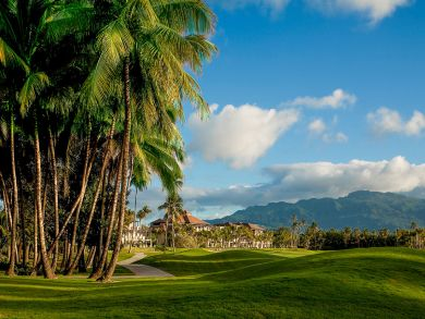 Golf Course Views 3 Bedroom Vacation  Condo in Puerto Rico.