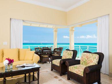 Oceanfront Penthouse Suite