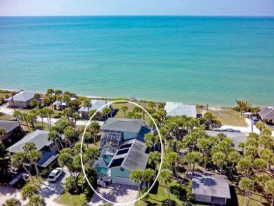 This Manasota Key BEACH HOUSE Has It AlI And GREAT VIEWS
