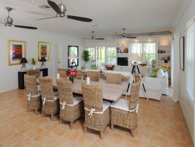 Luxury Four Bedroom Vacation Villa Sleeps 10 Guests