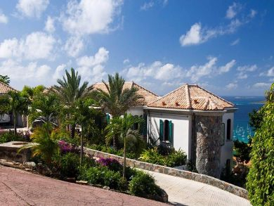 Four Bedroom Luxury St. John Vacation Villa