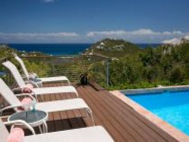 US Virgin Island Three Bedroom Vacation Villa Sleeps Six