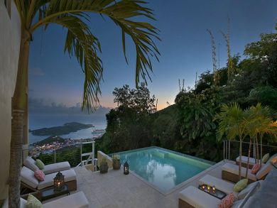 Luxury Five Bedroom Vacation Villa with Private Pool