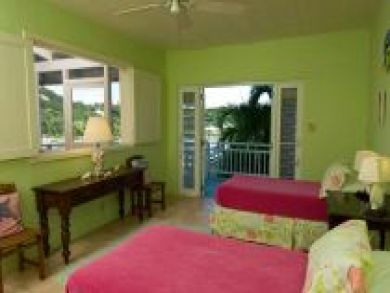 Waterfront Caribbean Villa Five Bedrooms Sleeps 11 Guests
