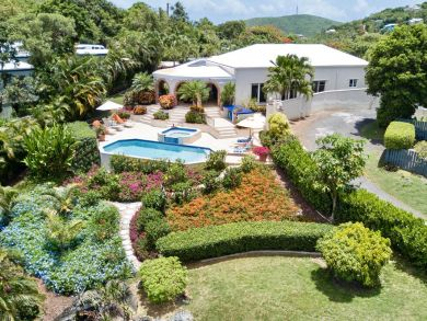 St. Thomas Luxury 3 Bedrooms Vacation Home