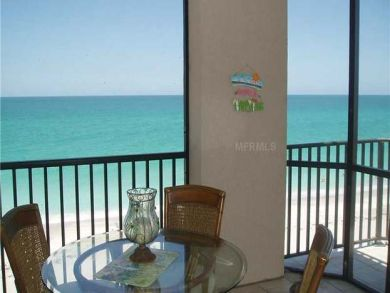 Manasota Key Beach Front Vacation Condo with Three Bedrooms!