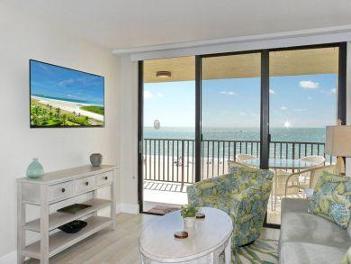 Marco Island Two Bedroom Beach Vacation Condo Sleeps 6