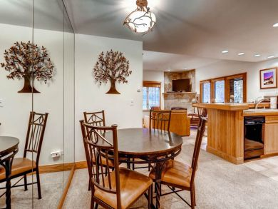 Beaver Creek One Bedroom Ski in Ski Out Condo