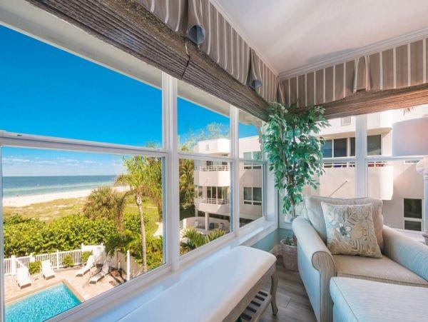 Anna Maria Island Vacation Beach Condo - 3 Bedrooms