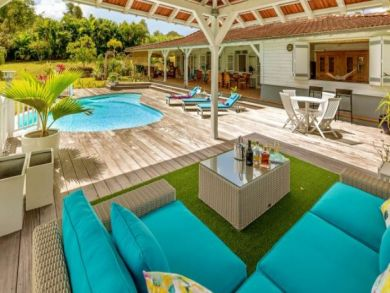 Luxury Martinique Vacation Rental