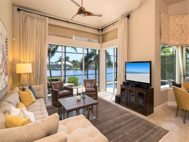 Marco Island Canal View 4 Bedroom Home with Private Pool