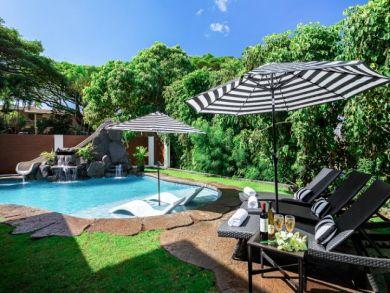 Kapalua Luxury Seven Bedroom Retreat  Kapalua Beach, Pool